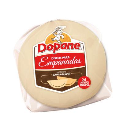 Imagen de DISCOS PARA EMPANADAS DOPANE 800 GR