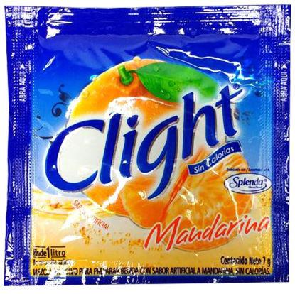 Imagen de CLIGHT SPLENDA MANDARINA 7 G
