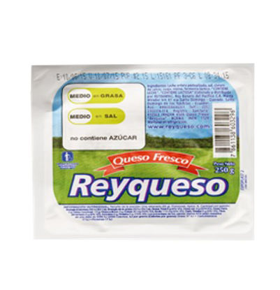 Imagen de REYQUESO FRESCO 250 GR