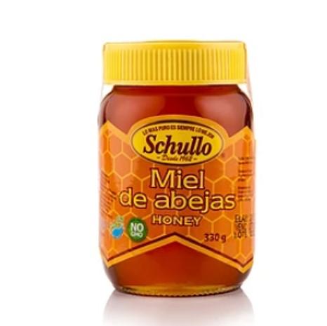 Imagen de SCHULLO MIEL DE ABEJAS 330 GR