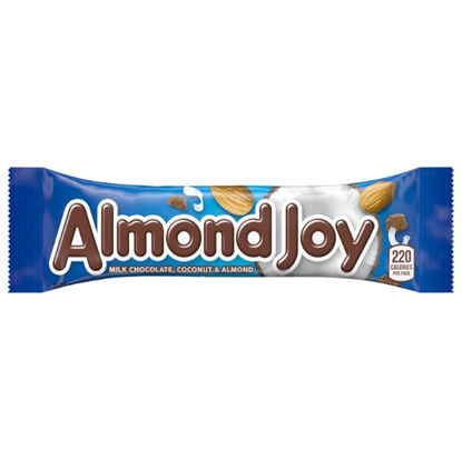 Imagen de ALMOND JOY MILK CHOCOLATE COCONUT  y  ALMOND 45 GR