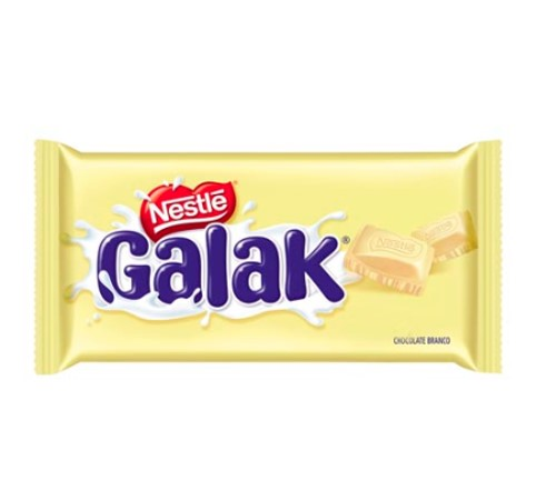 Imagen de GALAK CHOCOLATE BLANCO 90 GR