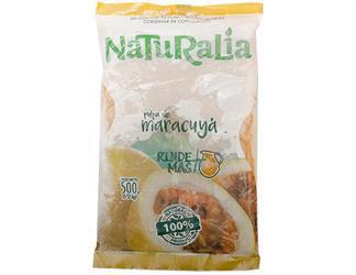 Imagen de PULPA DE FRUTA NATURALIA MARACUYA 500 GR