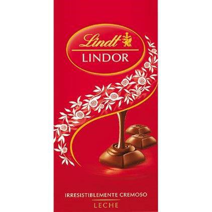 Imagen de LINDOR CHOCOLATE CON LECHE 100G