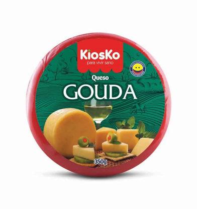 Imagen de QUESO GOUDA KIOSKO 350 g