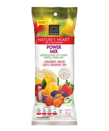 Imagen de NATURES HEART POWER MIX 35G