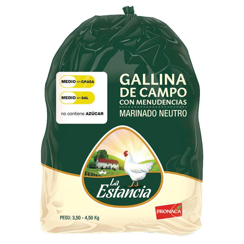 Imagen de GALLINA DE CAMPO X 5000GR-5500GR