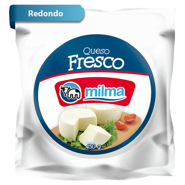 Imagen de MILMA QUESO FRESCO 450 GR