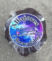 Imagen de ALFAJOR ABRACADABRA CON CHOCOLATE NEGRO 75G